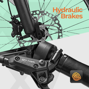 Dual Mechanical Brakes