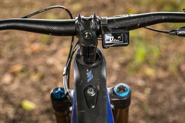 Shimano EP8 electric mountain bike motor and groupset