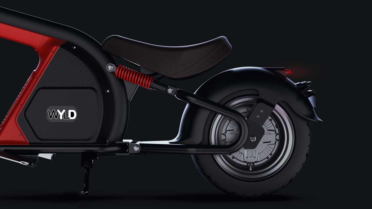 wyld e-motorbike