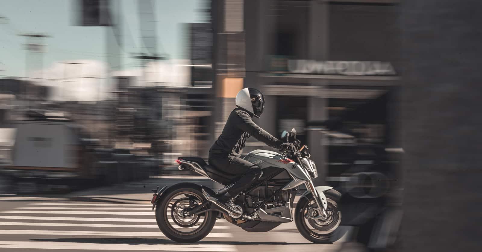 Zero Motorcylce Outdoors