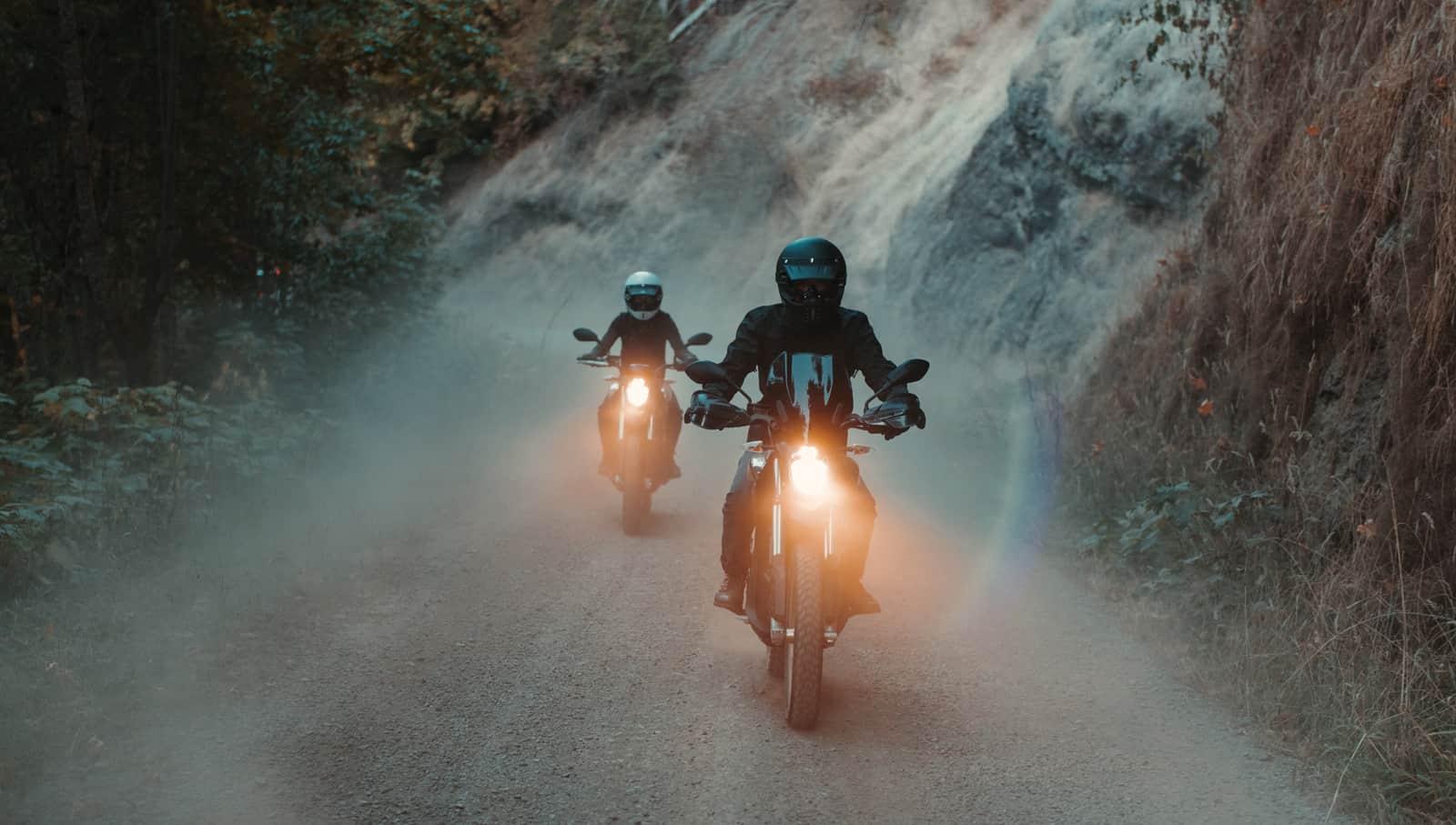 zero ride