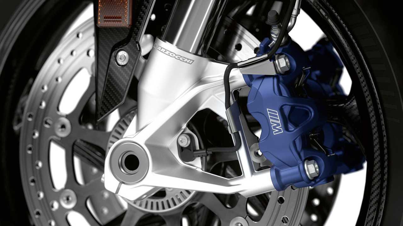BMW M 1000 RR, Detail, Front Brake
