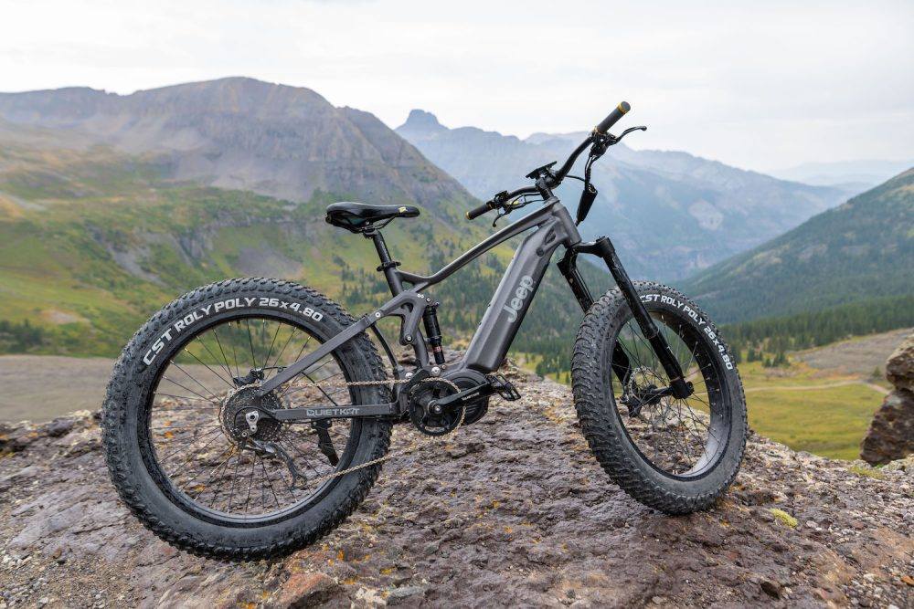 jeep electric bike