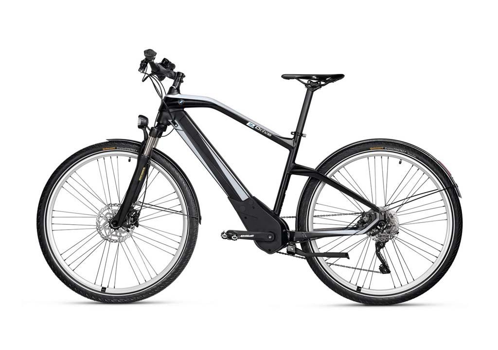 BMW New Active Hybrid E-Bike Has 100 KM Range