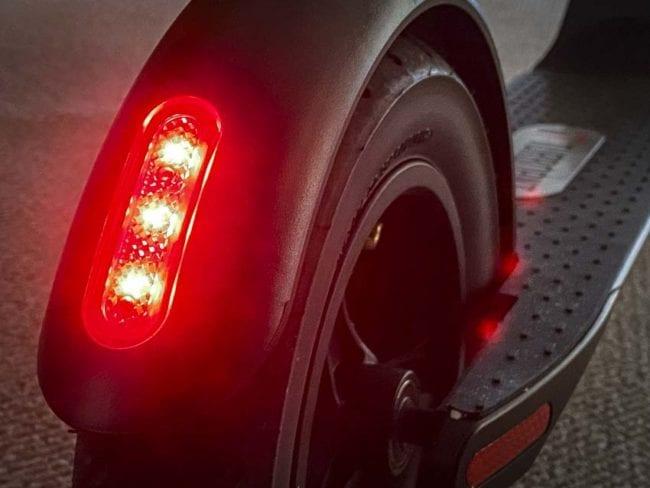 LED brake light X7 Pro scooter