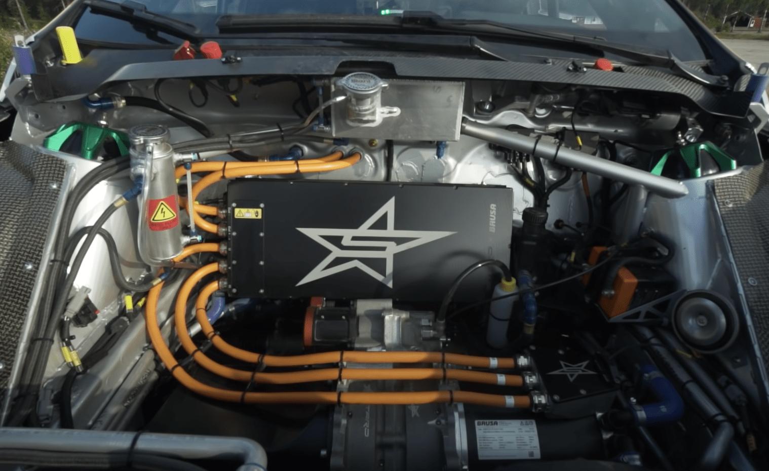 hood, motor, power, car, future, ev