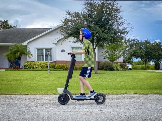 Turboant X7 Pro Battery powered Scooter