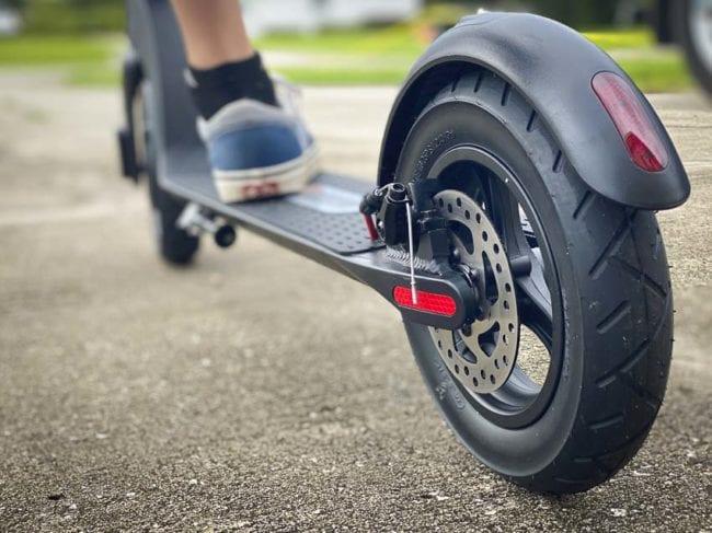 Turboant X7 Pro disc brake