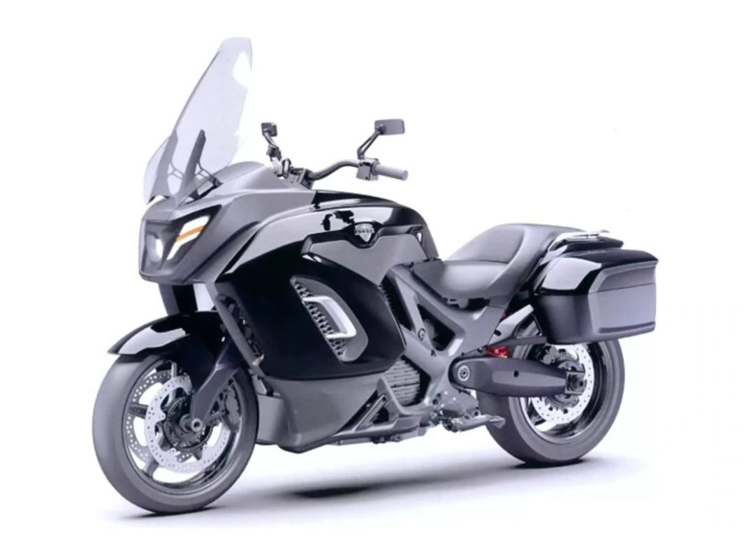 Aurus Escort Electric motorcycle 1