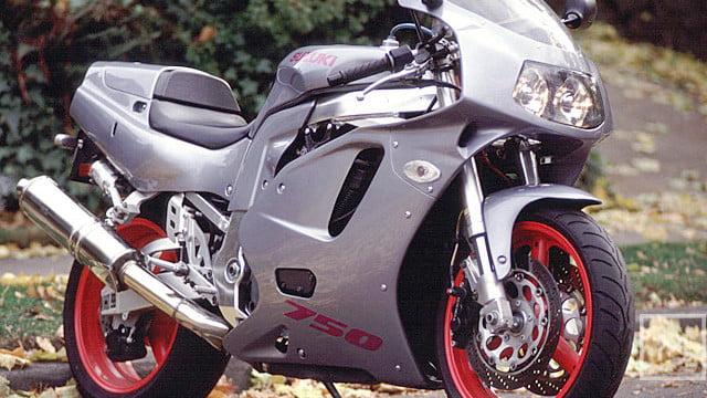Suzuki GSX-R750W