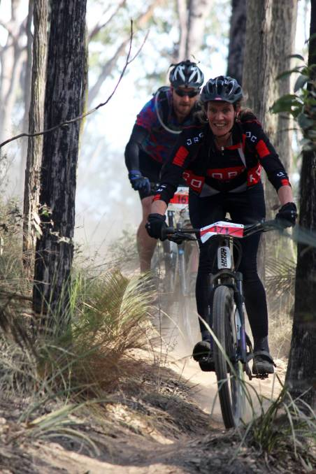 Pedal forward: The council is seeking feedback on a draft Mogo Adventure Trails Masterplan. Image: Supplied.