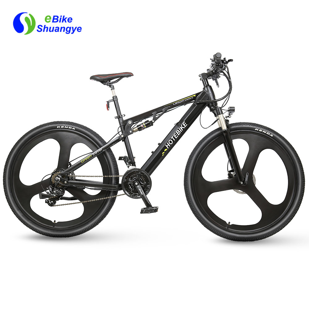 29-inch best full suspension mountain bike electric A6AH26-SM