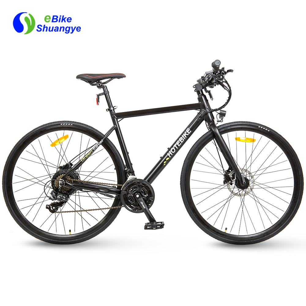 36V 350W electric road bike 160 hydraulic disc brake