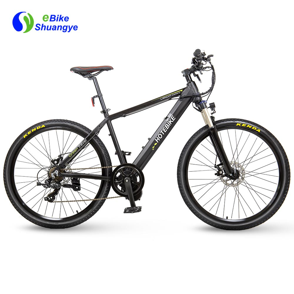 250W motor bafang mid drive electric bike mountain