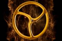Spengle GOLD carbon wheelset