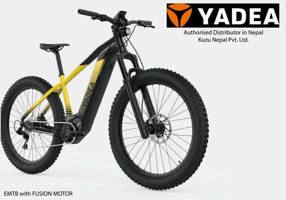 Yadea e-MTB