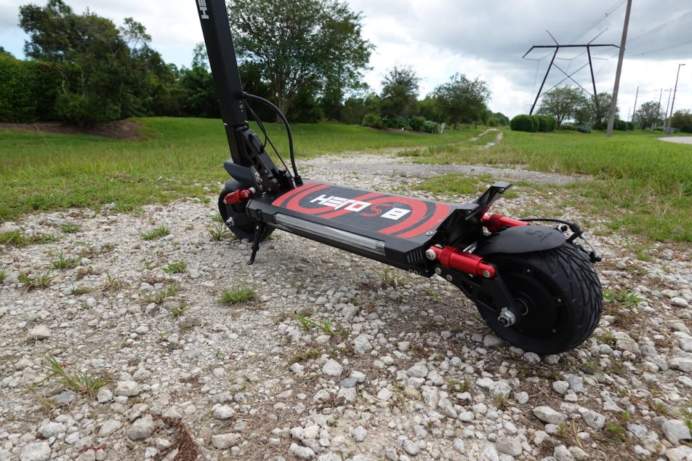 hero s8 electric scooter