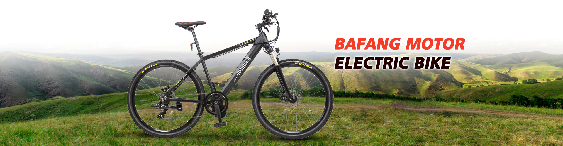 bafang motor electric bike