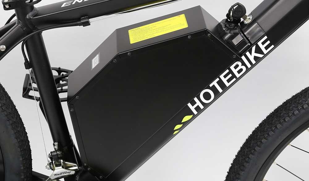 електричний гірський велосипед