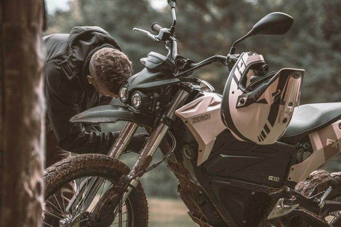 Zero E-moto motorcycles