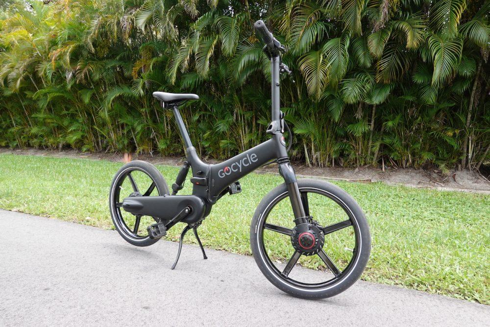 2020 gocycle gx