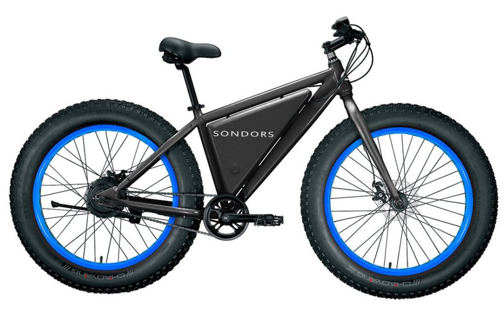 Sondors electric bike and hotebike fat tire electric bike