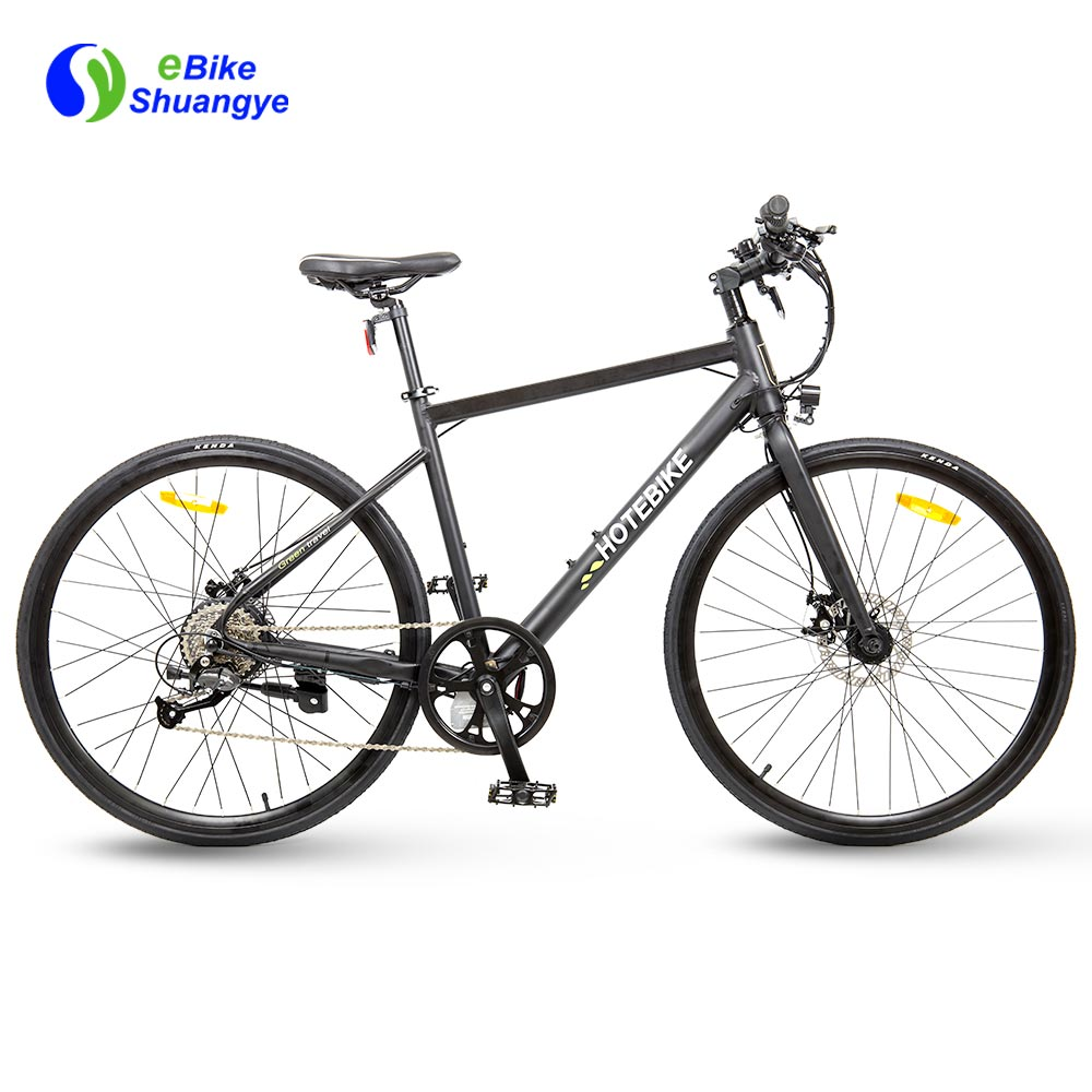 Shuangye newly electric road bike with 36V battery