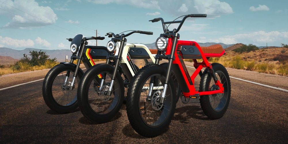 SONDORS MadMods unveiled long-range and low-cost electric mopeds