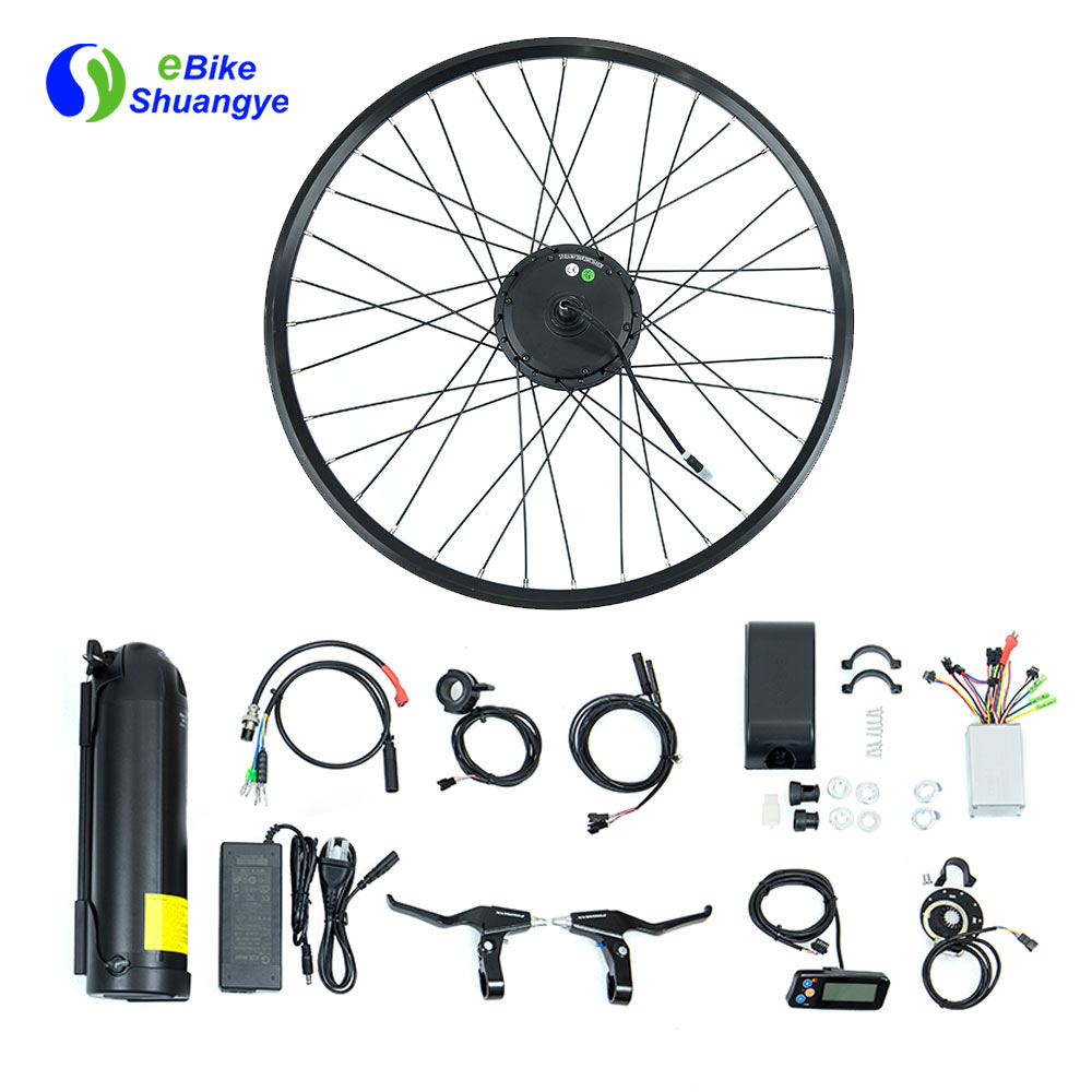 Shuangye 36V 350W electric bike conversion kit