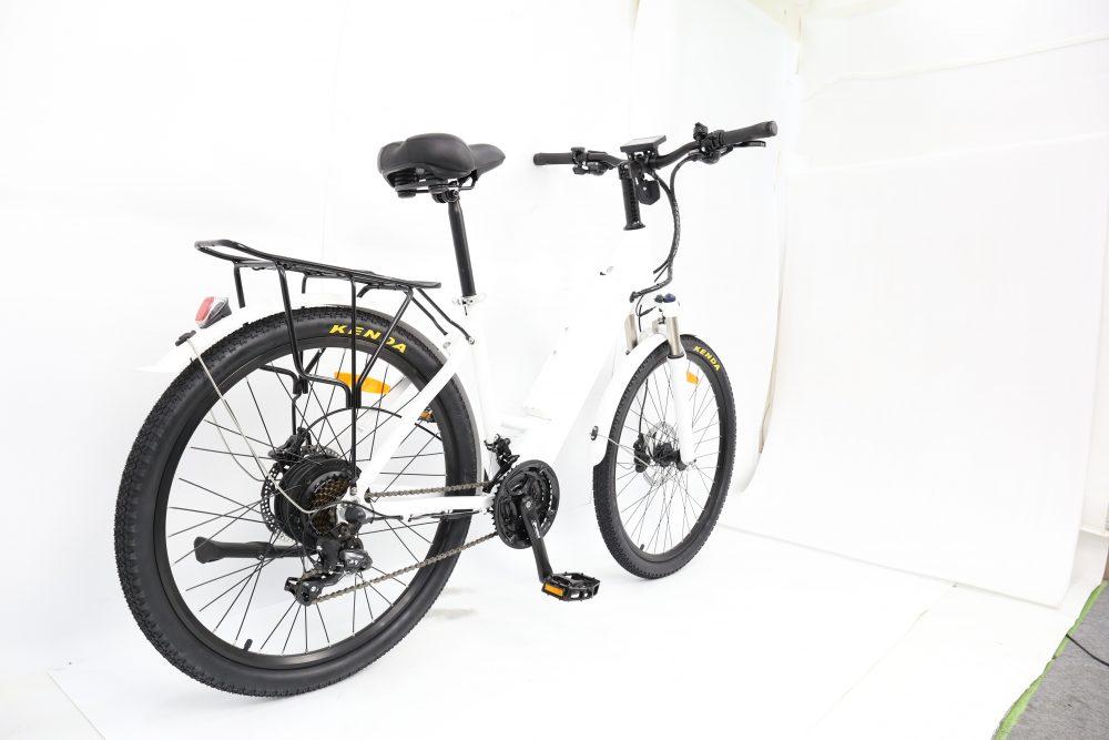 муҳаррики барқӣ барои велосипед