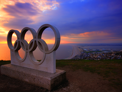 What are the cycling events in Tokyo Olympic Games?