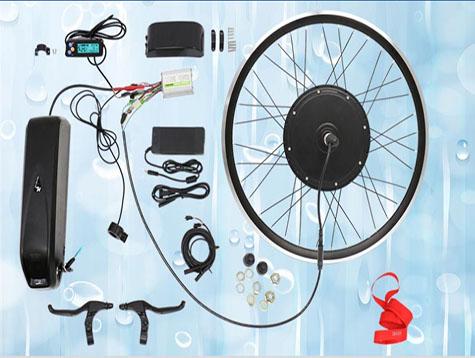 The Best E-Bike Conversion Kits: Make your bike perfect.