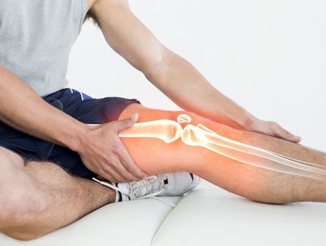 How to avoid knee joint injury to riding