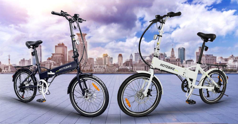 Mercado de bicicletas elétricas
