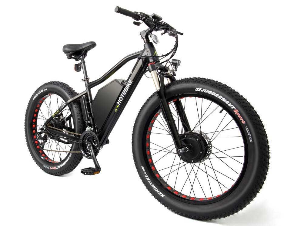 베스트 셀러 전기 지방 자전거 듀얼 모터 60v 750w 모터 26 인치 프레임 A7AT26
