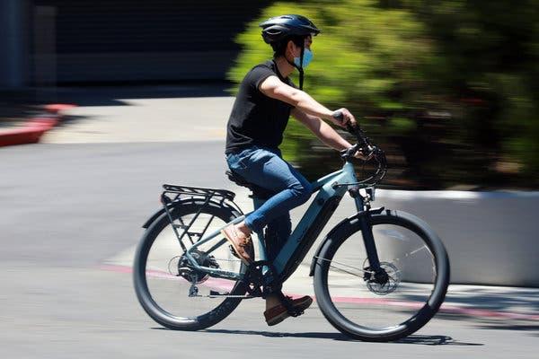 Elektrikli bisiklet ne kadar hızlı gider?