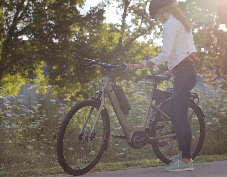 electric bicycle shifter